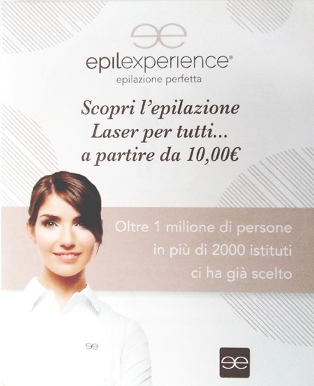 Epil Experience - Epilazione Laser